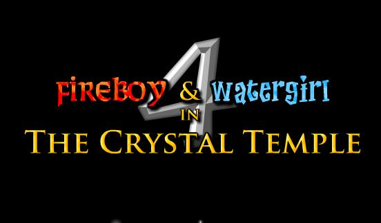 Fireboy watergirl 4 crystal temple