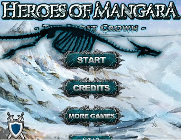 Heroes Of Mangara The Frost Crown