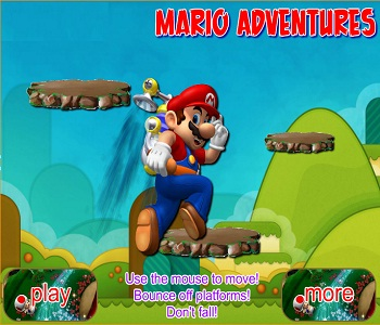 Mario Flying Adventures
